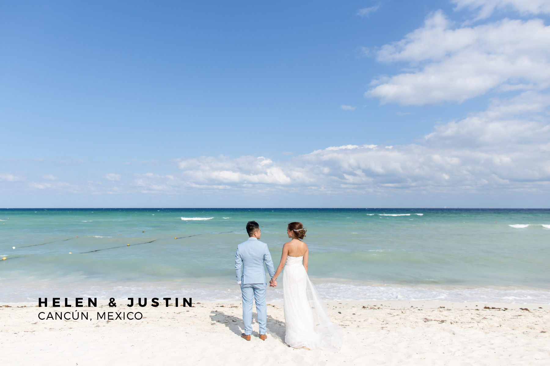 Helen and Justin