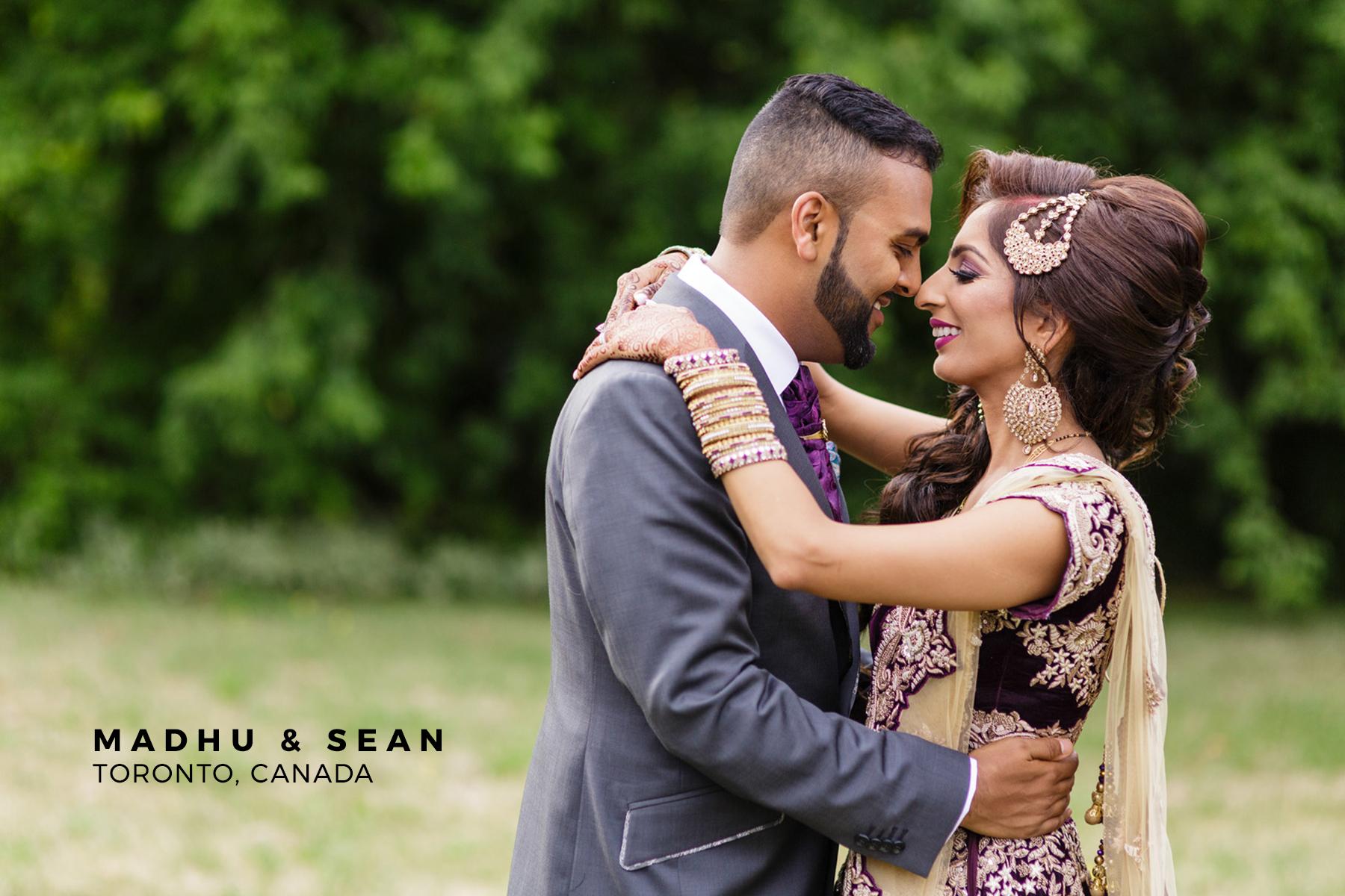 Madhu and Sean