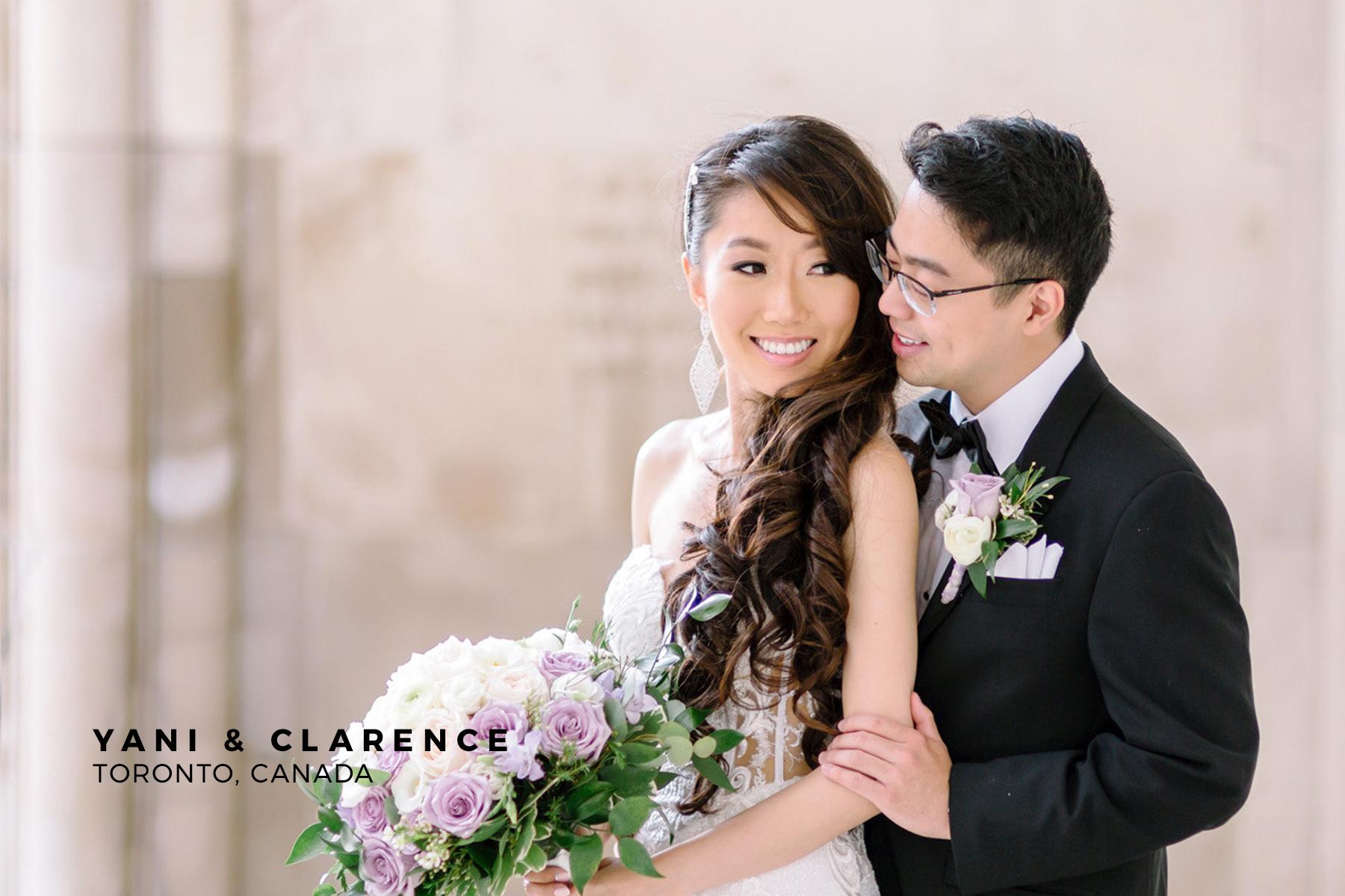 Yani and Clarence
